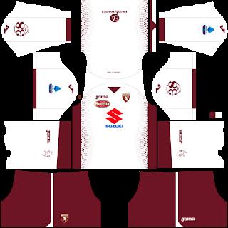 Torino FC Away Kit