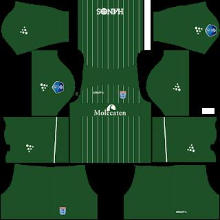 PEC Zwolle Away Kit