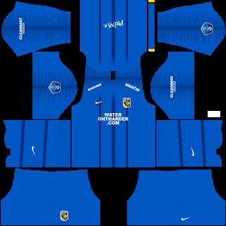 SBV Vitesse Away Kit