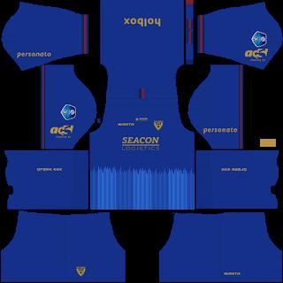 VVV-Venlo Away Kit