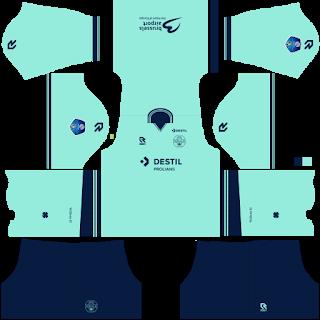 Willem II Away Kit
