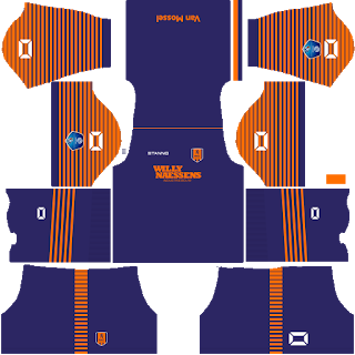 RKC Waalwijk Away Kit