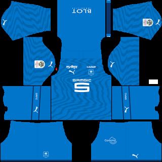 Stade Rennais FC Away Kit