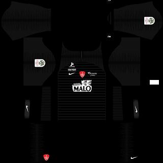 Stade Brestois Away Kit