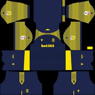 Stoke City FC Away Kit