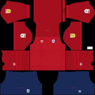 Huddersfield Town AFC Away Kit