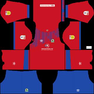 Blackburn Rovers FC Away Kit