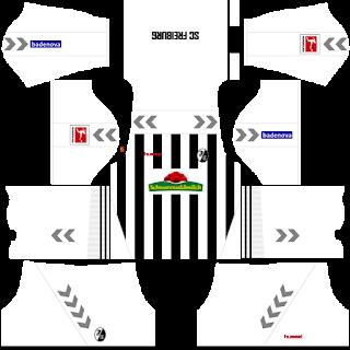 SC Freiburg Away Kit