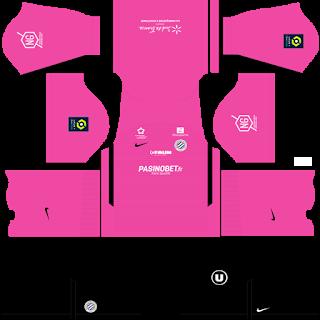 Montpellier HSC Forth Kit
