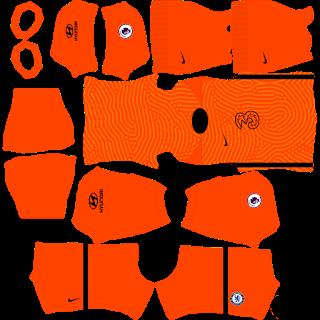 Chelsea GoalkeeperAway Kit