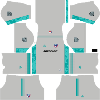 FC Dallas Goalkeeper Away Kit