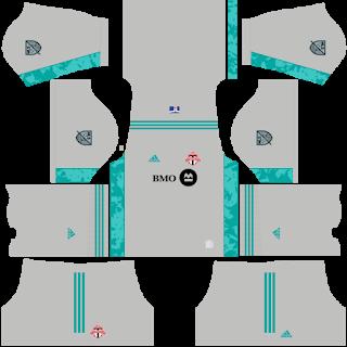 Toronto FC Goalkeeper Away Kit