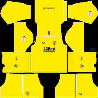 Rangers FC Goalkeeper Away Kit