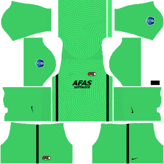 AZ Alkmaar Goalkeeper Away Kit