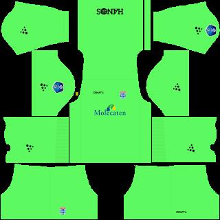 PEC Zwolle Goalkeeper Away Kit