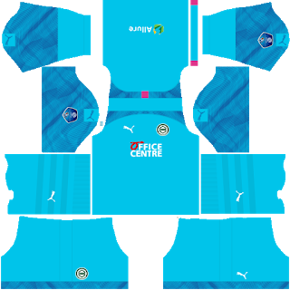 FC Groningen Goalkeeper Away Kit
