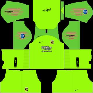 SBV Vitesse Goalkeeper Away Kit