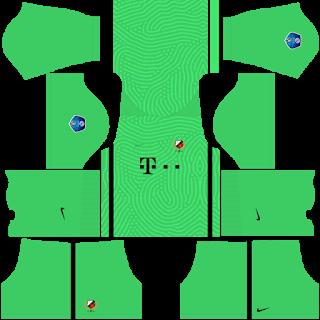 FC Utrecht Goalkeeper Away Kit