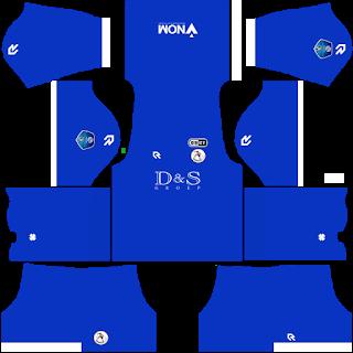 Sparta Rotterdam Goalkeeper Away Kit