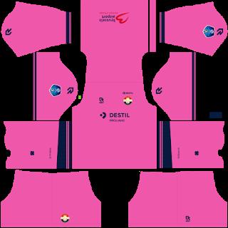 Willem II Goalkeeper Away Kit