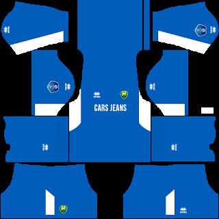 ADO Den Haag Goalkeeper Away Kit