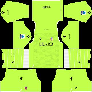 Bologna FC Goalkeeper Away Kit