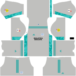 Cardiff City Goalkeeper Away Kit