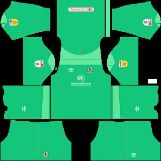 Blackburn Rovers FC Goalkeeper Home Kit
