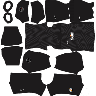 Galatasaray SK Goalkeeper Home Kit