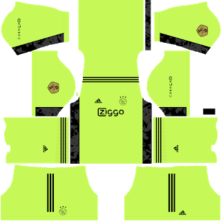 AFC Ajax Goalkeeper Home Kit