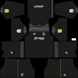 Luton Town FC Goalkeeper Home Kit