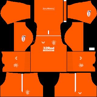 Rangers FC Goalkeeper Third Kit