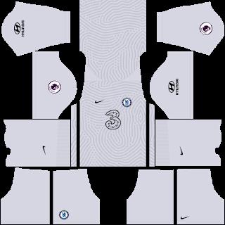 Chelsea Goalkeeper Third Kit