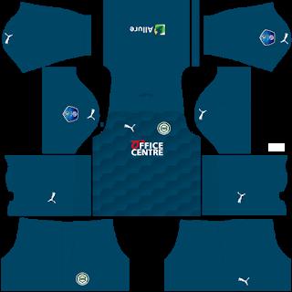 FC Groningen Goalkeeper Third Kit