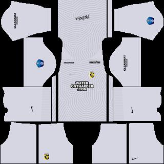 SBV Vitesse Goalkeeper Third Kit