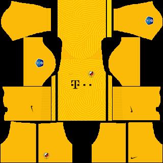 FC Utrecht Goalkeeper Third Kit