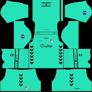 FC Emmen Goalkeeper Third Kit