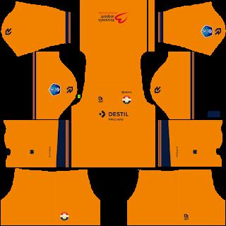 Willem II Goalkeeper Third Kit