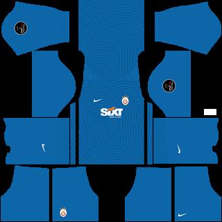 Olympique Lyonnais Goalkeeper Third Kit