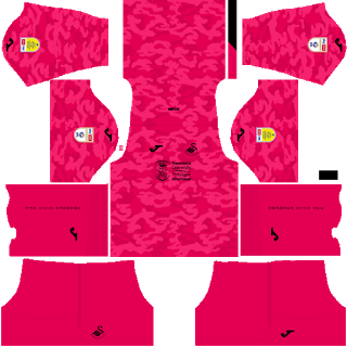 Swansea City AFC Goalkeeper Third Kit