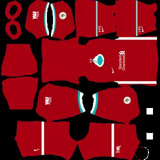 Liverpool DLS Kits 2021