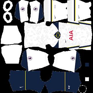Tottenham Hotspur DLS Kits 2021
