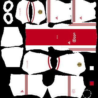 AFC Ajax DLS Kits 2021