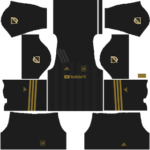 Los Angeles FC DLS Kits 2021