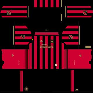 Atlanta United FC DLS Kits 2021
