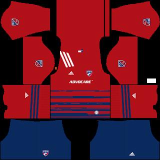 FC Dallas DLS Kits 2021