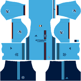New York City FC DLS Kits 2021