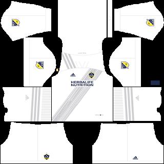 LA Galaxy DLS Kits 2021