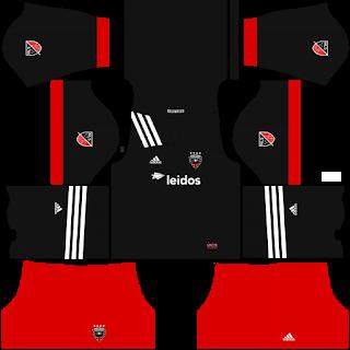 DC United DLS Kits 2021
