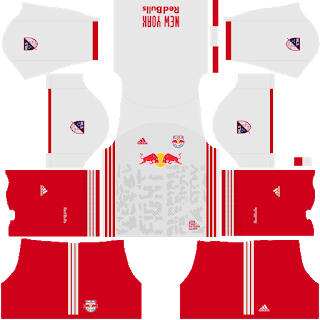 New York Red Bulls DLS Kits 2021